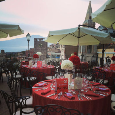 i migliori ristoranti siciliani - baronessa taormina 4