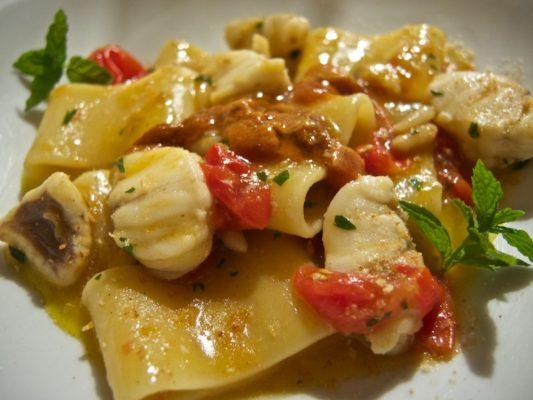 I migliori ristoranti siciliani - Ristorante al Faro verde 7
