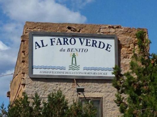 I migliori ristoranti siciliani - Ristorante al Faro verde 1