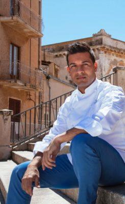 Ristorante La Scala Agrigento Chef Vincenzo Santa Lucia